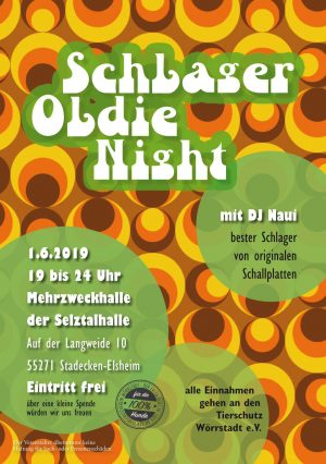 Schlager Oldie Night 2019